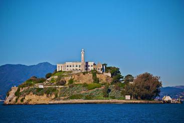 Alcatraz Island: prison, which has become a museum
