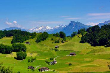 Bürgenstock – summer in the mountains