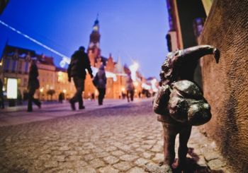 Following the Wrocław Dwarfs' Footsteps