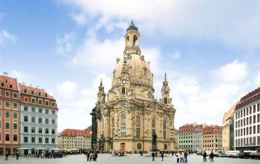 Dresden: architectural wonders