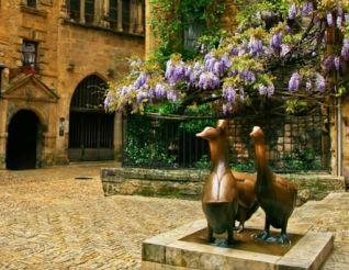 """Dordoña – """"el país"""" de foie gras"""