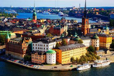 Зелений острів Стокгольм