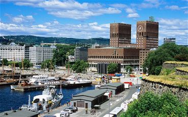 Oslo - the first provincial capital of the world