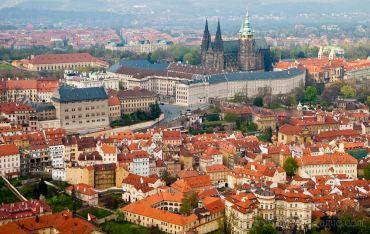 Prague unique face of romance