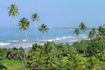 The Blessed Land of Sri Lanka