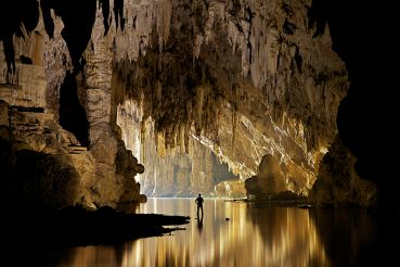 Most amazing caves of the world
