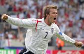 Manchester: Beckham scored on balls tell Exhibition