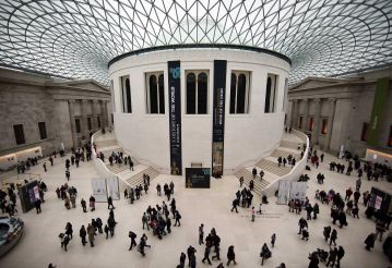The British Museum is the second most visited museum in the world